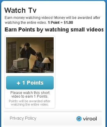 cashtasks watch tv