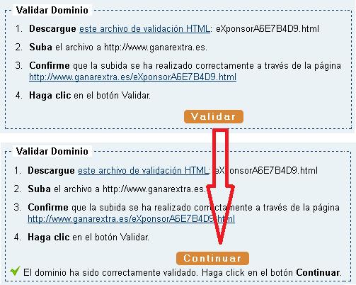 metodo validacion exponsor 2